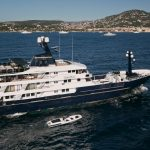 Ex-F1 boss Bernie Ecclestone buys Flavio Briatore's £18m yacht for bargain £6.6m after it's seized by cops and auctioned