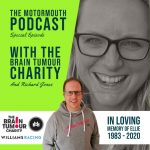 Ep 69 Brain Tumour Charity Special (Richard Jones from Williams F1)