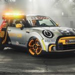 MINI Electric Pacesetter to become Official FIA Formula E Safety Car