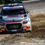 WRC3: Advantage Rossel after brutal Friday battle
