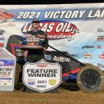 Wesley Smith Shines in Open Wheel Showdown at Lucas Oil Speedway with POWRi WAR