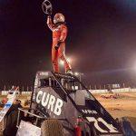 Pursley Earns Second Career POWRi Victory