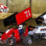 Chase Fischer Continues Winning with I-35 Speedway Next for POWRi MLS