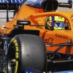 Norris extends contract with McLaren
