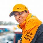 Lando Norris extends a multi-year partnership with McLaren Racing