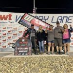 Sammy Swindell Adds to Iconic Career with Inaugural POWRi Desert Wing Wins