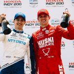 Ericsson's Surge Adds Even More Horsepower to Ganassi Lineup