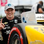 Newgarden Pumped To Resume Title Charge at Home in Nashville