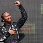 Lewis Hamilton row heats up as Mercedes accuse Red Bull of trying to 'tarnish his name' with the Brit cleared of facing any further action after his crash with rival Max Verstappen in controversial British Grand Prix triumph