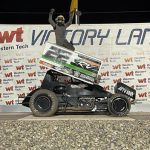 Justin Lasiter Lands Career-First POWRi Vado Super Sprint Victory