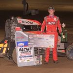 Daison Pursley Finishes Fall Brawl Weekend on Top at Sweet Springs Motorsports Complex